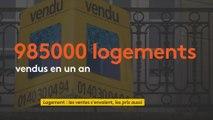 Immobilier : un record de ventes cette année (Notaires de France)