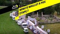 La minute Maillot à pois Leclerc - Étape 7 - Tour de France 2019