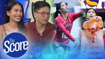 'It's Gonna Be Jia Morado vs. Djanel Cheng in Game 2' | The Score