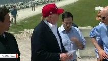 Report: Trump Wants To Replace DNI Dan Coats