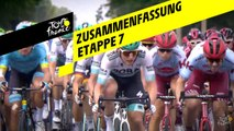 Zusammenfassung - Etappe 7 - Tour de France 2019