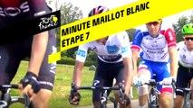 La minute Maillot Blanc Krys - Étape 7 - Tour de France 2019