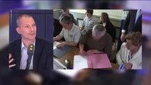 """Affaires De Rugy, Benalla... : """"On a un problème d'image de la démocratie"""", estime le député européen EELV David Cormand"""