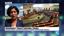 """Italy court rules Eritrean refugee is not actually """"ruthless human trafficker"""""""