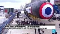 FRANCE UNVEILS THE WORLD'S MOST ADVANCED NUCLEAR-POWERED 'BARRACUDA' SUB || WARTHOG 2019
