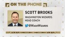The Jim Rome Show: Scott Brooks talks Russell Westbrook trade