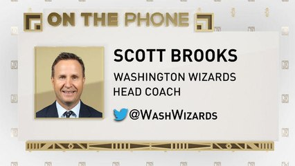 The Jim Rome Show: Scott Brooks talks Russell Westbrook trade