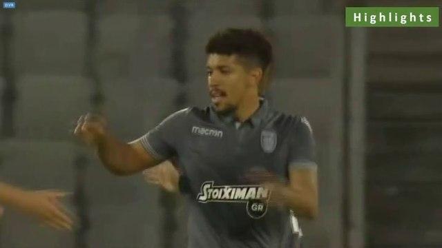 0-3 Douglas Augusto AMAZING Goal - Universitatea Cluj 0-3 PAOK  - Full Replay 12.07.2019