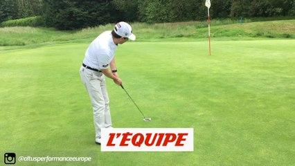 La bonne routine au putting - Golf - Altus