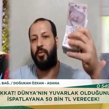 Prof.Dr.Mustafa Karataş ile Düz Dünya TARTIŞMASI