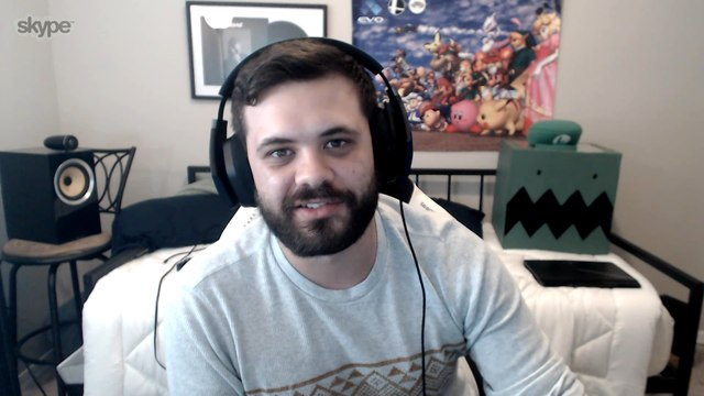 """""""The players themselves are the patch"""" - Hungrybox on Melee's eternal growth"""