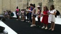 """Avignon : 400 """"enfants à l'honneur"""" sur les planches"""