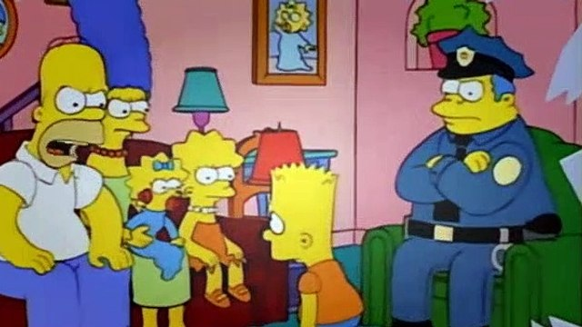 The Simpsons Season 8 Episode 25 The Secret War of Lisa Simpson