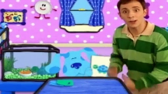 Blues Clues Season 4 Episode 23 - Joe And Tell