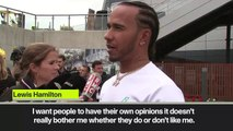 (Subtitled) Lewis Hamilton doesn't understand his mass social media following