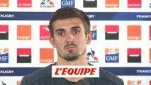 Ramos «Un début de préparation compliqué» - Rugby - XV de France