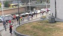 Charleroi: succès pour la Roller Parade