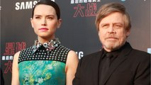 Daisy Ridley Cried After Final Star Wars Scene