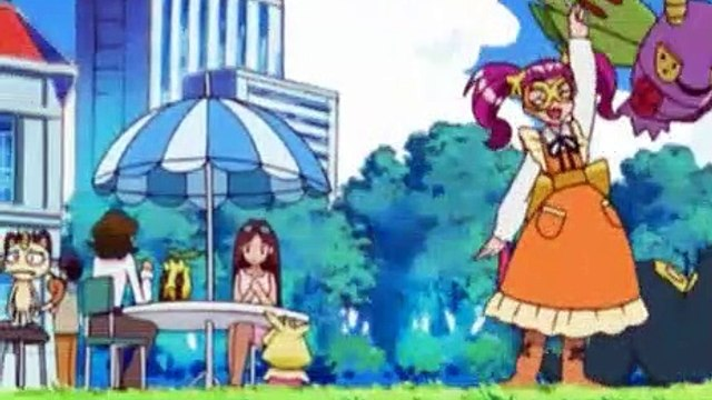 Pokemon Season 10 Episode 49 Dawn's Early Night