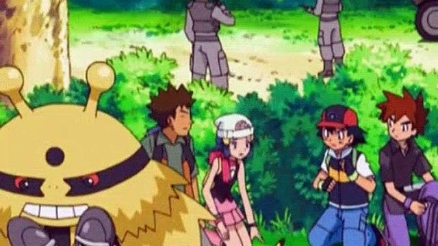 Pokemon Season 10 Episode 45 Ill-Will Hunting