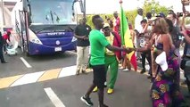Senegal prepare for Africa Cup of Nations semi-final against Tunisia