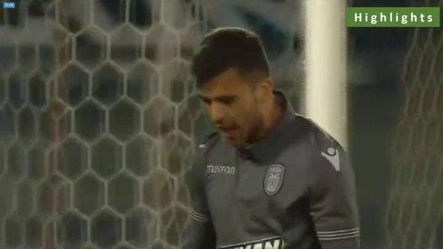 0-5 Antonios Gaitanidis AMAZING Goal - Universitatea Cluj 0-5 PAOK  - Full Replay 12.07.2019 [HD]