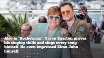 'Rocketman': 7 Facts About Taron Egerton