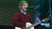 Camila Cabello Shares Heartfelt Words About Ed Sheeran's 'No. 6 Collaborations Project' | Billboard News