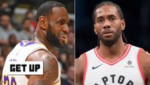 Kawhi-Paul George outrank LeBron-AD on Jalen Rose's top 5 NBA duos _ Get Up