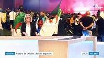 CAN : débordements dans plusieurs villes après la victoire de l'Algérie