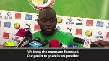 (Subtitled) 'Senegal are mentally strong' striker Sada Thioub ahead of AFCON semi-final against Tunisia