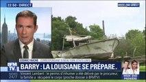 Tempête Barry: une partie de la Louisiane placée en pré-alerte ouragan et évacuée