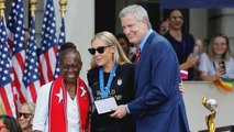 Allie Long's Key to the City Was Stolen From Hotel Room