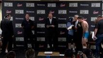 Rocky HERNANDEZ vs Roger GUTIERREZ Weigh In