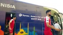 Tunisia get ready for Africa Cup of Nations semi-final against Senegal