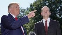 Epstein-Affäre: US-Arbeitsminister Alexander Acosta tritt zurück
