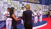 Judo : premier jour du Grand Prix de Budapest
