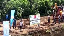 248 şehit için 248 fidan...Yalova'da 15 Temmuz Şehitleri Ormanı oluşturuluyor