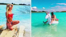 Instagram's New Obsession Is a Toxic Lake in Siberia
