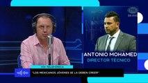 FOX Sports Radio: Mohamed comparó el futbol de Europa, Argentina y México