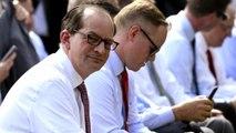 Labor Secretary Alex Acosta resigns amid fallout from Jeffrey Epstein case