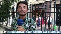 Festival d'Avignon : Tanguy Pastureau rencontre enfin son public