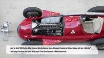 68 Jahre später - Alfa Romeo Tipo 159 zurück beim Großen Preis von Großbritannien