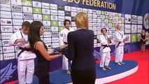 Budapeşte Judo Grand Prix ilk gün maçları tamamlandı