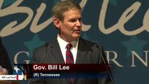 Tennessee Gov. Bill Lee Signs Proclamation Honoring Ku Klux Klan Grand Wizard