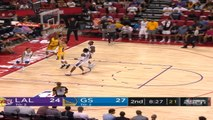 Los Angeles Lakers at Golden State Warriors Summer League Recap Raw
