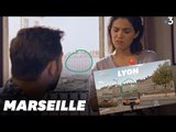 """Dans """"Plus Belle La Vie"""", ce décor de Marseille est en fait une vue de Lyon"""