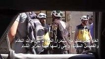 مقتل 13 مدنياً جراء غارات لقوات النظام على شمال غرب سوريا (المرصد)