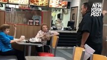 Burger King kicks out racists who told manager to go back to Mexico