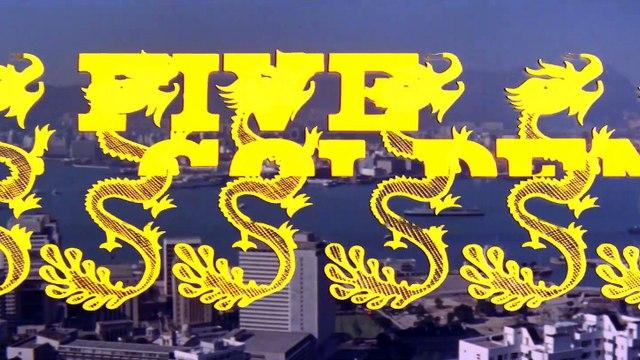 Five Golden Dragons Movie